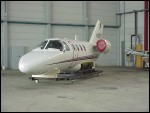 photo of Cessna 525 CitationJet N909M