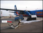 photo of Fokker F-27 Friendship 500 TC-MBG