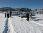 photo of Dassault Falcon 20C XA-PCC