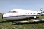 photo of Canadair CL-600-2B16 Challenger 604 N604JW