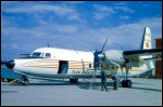 photo of Fokker F-27 Friendship 100 TC-TAY
