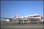 photo of Douglas DC-7CF N290
