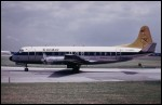 photo of Vickers 814 Viscount D-ANOL
