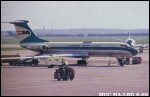 photo of Tupolev 134 HA-LBD