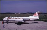 photo of Fokker F-28 Fellowship 1000 TC-JAP