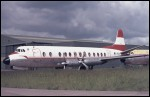 photo of Vickers 837 Viscount G-AZOV