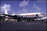 photo of Douglas DC-7CF N2977