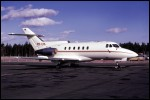 photo of Hawker Siddeley HS-125-600B RP-C111