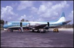 photo of Lockheed L-188A Electra HR-SAW