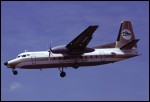 photo of Fokker F-27 Friendship 400 5A-DBE