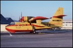 photo of Canadair CL-215-1A10 F-ZBBR