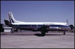 photo of Vickers 756D Viscount Z-YNI