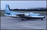 photo of Fokker F-27 Friendship 600 OY-APE