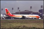 photo of Boeing 707-347C D2-TOM