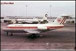 photo of Fokker F-28 Fellowship 1000 OB-R-1020