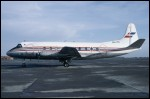 photo of Vickers 757 Viscount 9Q-CTS