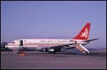 photo of Boeing 737-2B1 C9-BAD