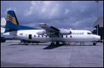 photo of Fokker F-27 Friendship 600 PK-MFD
