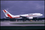 photo of Airbus A310-304 C-FGWD