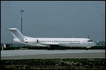 photo of Fokker 100 PH-KXL