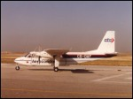 photo of IRMA/Britten-Norman BN-2A-8�Islander CS-DAF