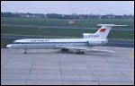 photo of Tupolev 154B CCCP-85164