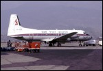 photo of Hawker Siddeley HS-748-352 Srs. 2B SCD 9N-ABR