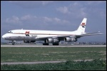 photo of McDonnell Douglas DC-8F-55 JT 9G-MKD
