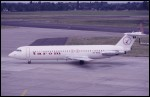 photo of BAC One-Eleven 525FT YR-BCM