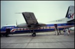 photo of Fokker F-27 Friendship 500F G-BNCY