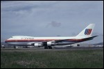 photo of Boeing 747-122 N4723U