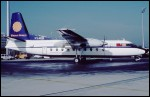 photo of Fokker F-27 Friendship 600 XY-AES