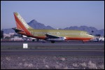 photo of Boeing 737-2H4 N24SW