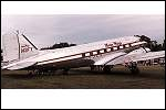 photo of Douglas DC-3C N3FY