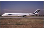 photo of McDonnell Douglas MD-82 I-DAVN