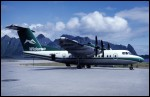 photo of de Havilland Canada DHC-7-102 LN-WFP