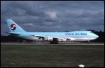 photo of Boeing 747-2B5F (SCD) HL7451