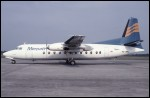 photo of Fokker F-27 Friendship 500F PK-MFL