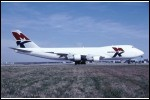 photo of Boeing 747-246F 9G-MKI
