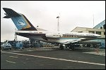 photo of Fokker F-28 Fellowship 4000 HC-BMD