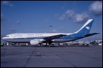 photo of Airbus A300B4-203 YA-BAD