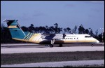 photo of de Havilland Canada DHC-8-301 C6-BFN