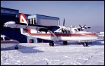 photo of de Havilland Canada DHC-6 Twin Otter 100 C-FAWC