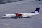 photo of de Havilland Canada DHC-8-402 Q400 LN-RDK