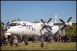 photo of Antonov 12BP UR-TSI
