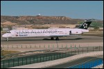 photo of McDonnell Douglas MD-82 EC-HFP