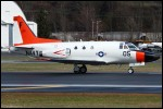 photo of North American Rockwell T-39N Sabreliner 165513