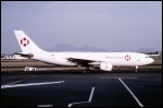 photo of Airbus A300B4-203F XA-TUE
