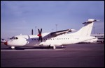 photo of ATR-42-300 LY-DOT