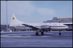 photo of Convair CV-580F CS-TMM